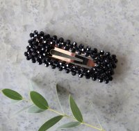 Hairclip - Ilse black