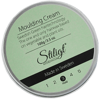 stiligt man hårvax moulding cream