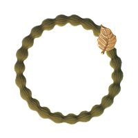 by Eloise London - Gold Leaf Olive Green