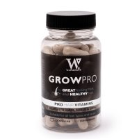 Watermans GrowPro Hair & Nail Vitamins 180 g