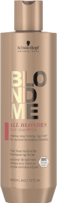 Schwarzkopf - BLONDME All Blondes Rich Shampoo 300ml