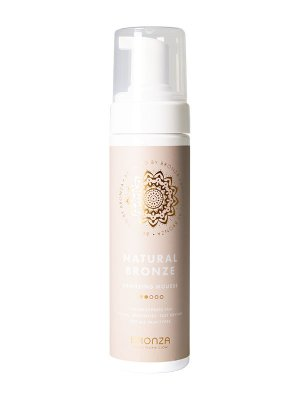 Bronza - Bronzing mousse natural bronze 200 ML