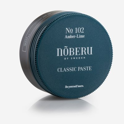 Nõberu of Sweden Classic Paste Amber Lime 80ml
