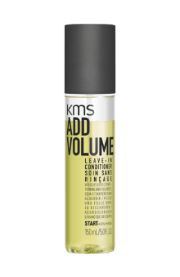 kms Add volume leave in