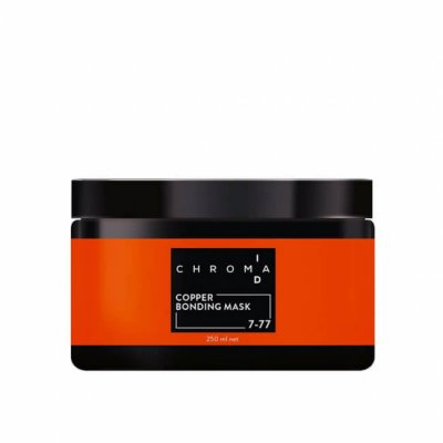 Schwarzkopf - Chroma id bonding mask Copper 7-77 250ml