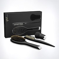 ghd oval dressing brush & narrow brush kit